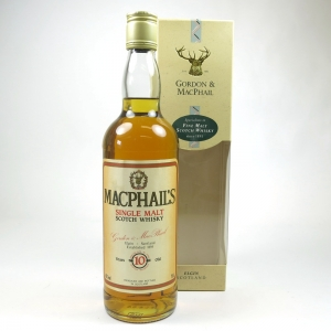Macphail's 10 Year Old Front