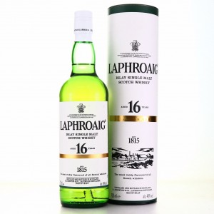 Laphroaig 16 Year Old / Amazon Exclusive