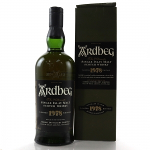 Ardbeg 1978 Bottled 1998 / Rossi & Rossi Import