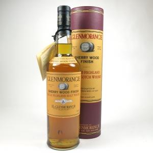 Glenmorangie Sherry Wood Finish Front