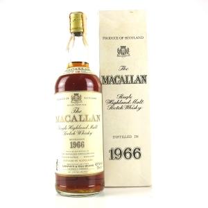 Macallan 18 Year Old 1966