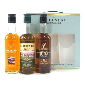 The Discovery Malt Collection / 3 x 33.3cl