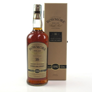 Bowmore 1990 Sherry Cask 16 Year Old
