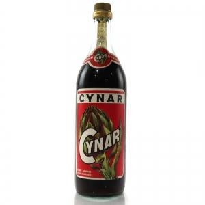Cynar Artichoke Liqueur 1 Litre 1960s