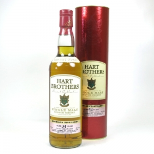 Benriach 1968 Hart Brothers 34 Year Old