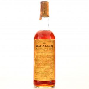 Macallan 1958 Anniversary Malt 25 Year Old / Rinaldi Import