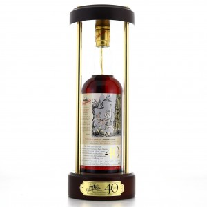Glenfarclas 40 Year Old Scottish Classic 75cl / US Import