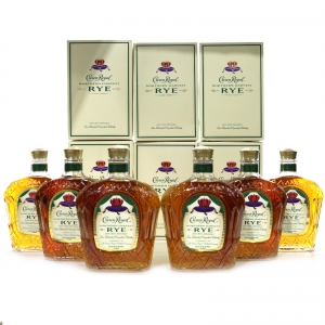 Crown Royal Northern Harvest Rye 6 x 75cl / US Import