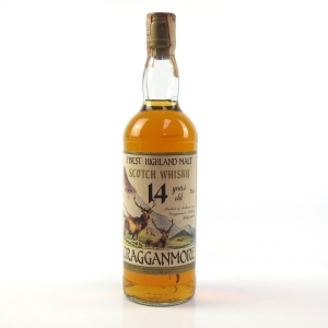 Cragganmore 14 Year Old Sestante Import 1970/80s