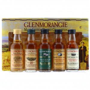 Glenmorangie Miniatures x 5