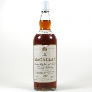 Macallan 1958 Front