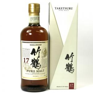 Taketsuru 17 Year Old Front