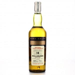 Millburn 1975 Rare Malt 18 Year Old / 58.9%