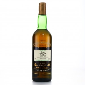 Millburn 1983 Cadenhead's 12 Year Old Sherry Wood 75cl / US Import