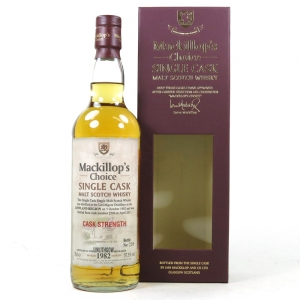 Linlithgow / St Magdalene 1982 Mackillop's Choice 28 Year Old