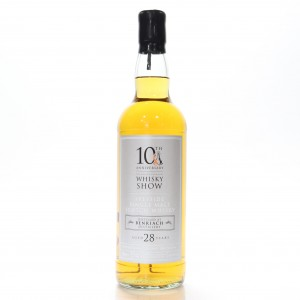 Benriach 28 Year Old / TWE Whisky Show 10th Anniversary