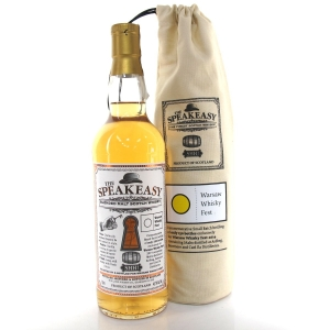 The Speakeasy Blended Malt / Warsaw Whisky Fest 2014
