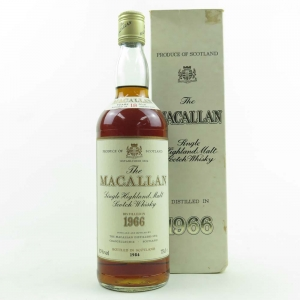 Macallan 1966 18 Year Old 75cl