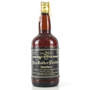 Glenrothes 1957 Cadenhead's 20 Year Old