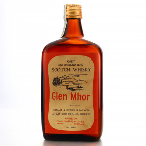 Glen Mhor Finest Old Highland Malt 1960s