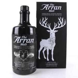 Arran White Stag Third Release