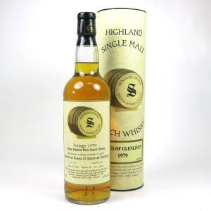 Braeval/Braes Of Glenlivet 1979 Signatory 17 Year Old