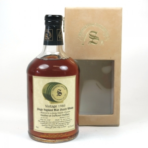 Dufftown 1980 Signatory 16 Year Old