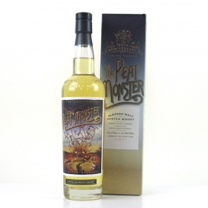 Compass Box The Peat Monster/ 10th Anniversary