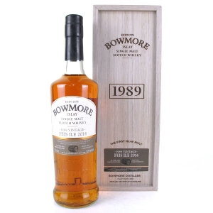 Bowmore 1989 24 Year Old / Feis Ile 2014