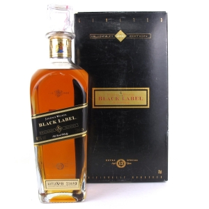 Johnnie Walker Black Label Millennium Edition