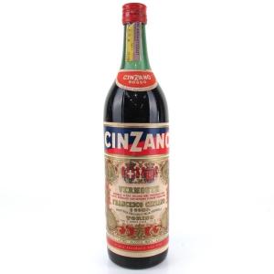 Cinzano Rosso Vermouth 1970s