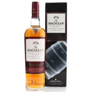 Macallan Whisky Maker's Edition Nick Veasey Pillars / No.4 Exceptional Oak Casks