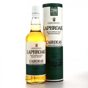 Laphroaig Cairdeas 200th Anniversary Edition 75cl / US Import