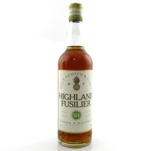 Highland Fusilier 21 Year Old Blended Malt