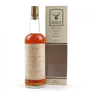 Glenburgie 1966 Gordon and MacPhail 23 Year Old