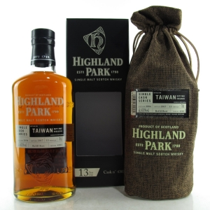 Highland Park 2004 Single Cask 13 Year Old #4303 / Taiwan Duty Free