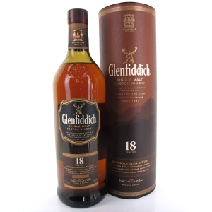 Glenfiddich 18 Year Old 1 Litre