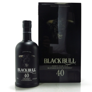 Black Bull 40 Year Old 7th Release