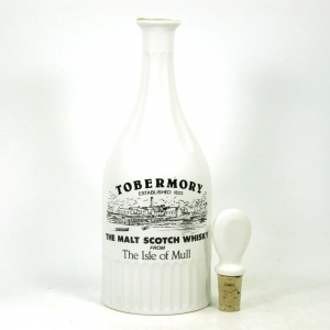 Tobermory Single Malt Decanter 1980s