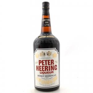 Peter Heering Cherry Heering Liqueur 1 Litre circa 1960s