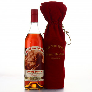 Pappy Van Winkle 20 Year Old Family Reserve 2007 / Stitzel-Weller