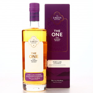Lakes The One Fine Blended Whisky Port Cask Finish