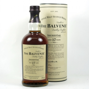 Balvenie 17 Year Old Sherry Oak front