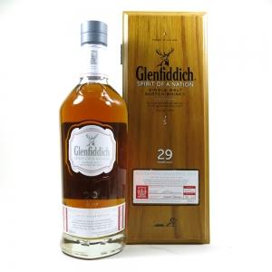 Glenfiddich Spirit of a Nation 29 Year Old