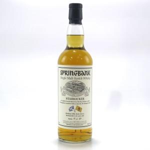 Springbank 1996 Single Cask 21 Year Old / Starkicker 56.3%