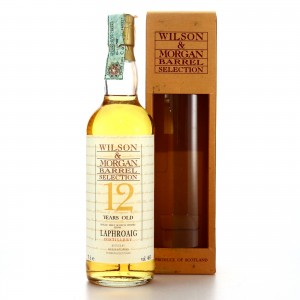 Laphroaig 12 Year Old Wilson and Morgan 1993 / First Releases