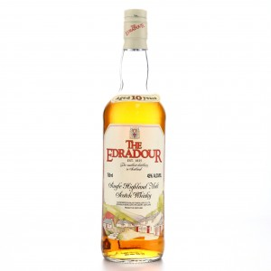 Edradour 10 Year Old 75cl / US Import