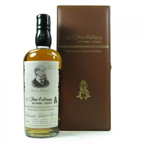 Macallan 1993 First Editions 21 Year Old / Author Series