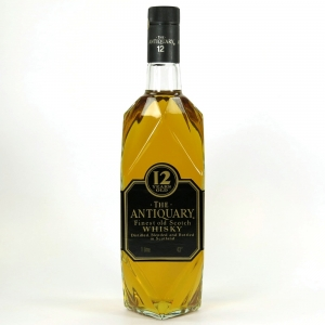 Antiquary 12 Year Old 1 Litre Front