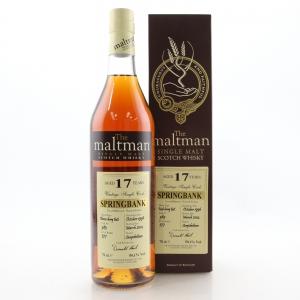 Springbank 1996 Maltman 17 Year Old